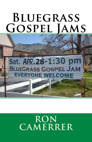 Bluegrass Gospel Jams book by Ron Camerrer